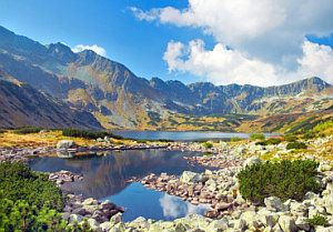 High Tatras are the most beautiful in autumn!