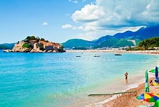 Najkrajšie letoviská Čiernej Hory!